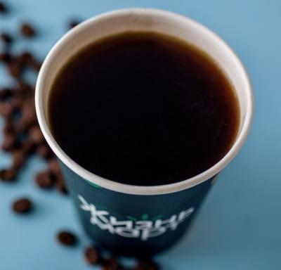 Американо без кофеина
